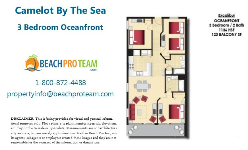 Camelot By The Sea Myrtle Beach Condos For Sale