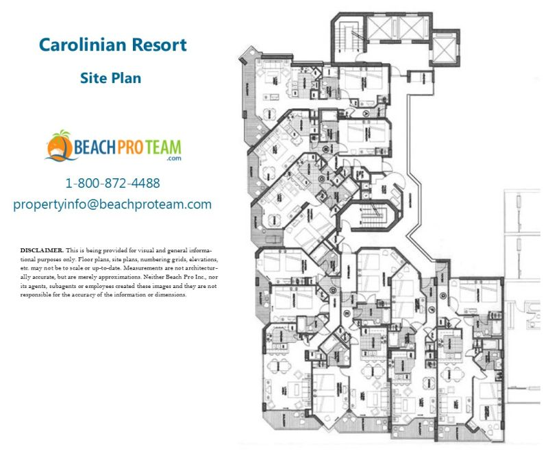 Carolinian Beach Resort Myrtle Beach Condos For Sale
