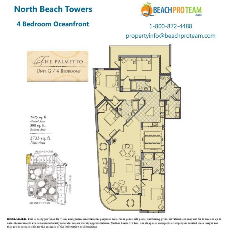 North Beach Towers - North Beach Plantation Condos for Sale