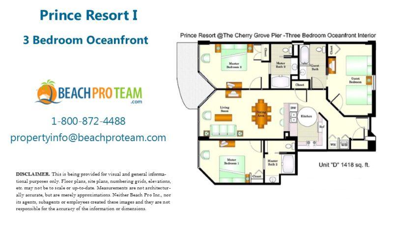 Prince Resort Myrtle Beach Condos For Sale